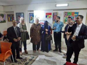 الشرق الأوسط نيوز إحتفال جمعية شعراء وأدباء مصر بالمولد النبوي الشريف