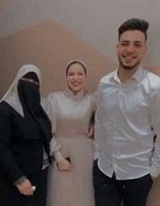 تتقدم أسرة التحرير لجريدة الشرق الاوسط نيوز بخالص التهاني والتبريكات إلى الاستاذه نهلة الديب بمناسبة خطوبة ابنتهِ