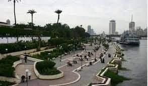 """"""" النيل يعود لأحضان المصريين """""""