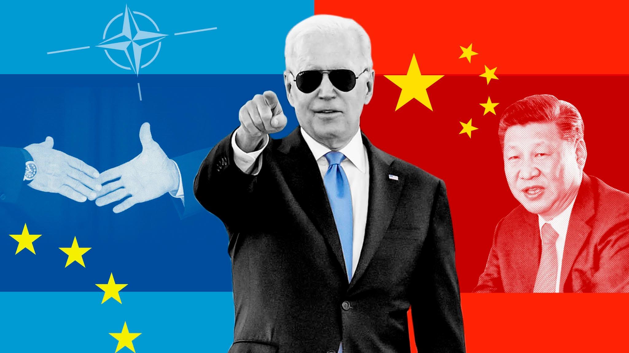 الصين تتفاعل مع تبرع الولايات المتحدة بلقاح لتايوان