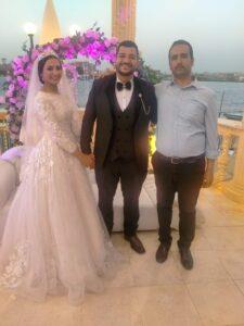 تتقدم جريدة الشرق الأوسط نيوز بالتهاني الي الكاتب الروائي احمد صلاح المهدي صاحب رواية ملاذ.