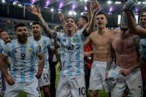 التانجو الأرجنتيني يسدل الستار على كوبا أمريكا بفوزه على السيليساو البرازيلي و تتويجه باللقب للمرة الخامسة عشر في تاريخه