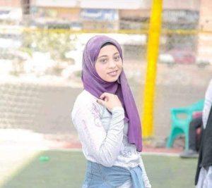 عزه حماد شابة في العشرينات وجدها غارقة في احدى الترع دون صيغتها