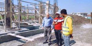 محافظ الشرقية يُتابع أعمال إنشاء (10) مجمعات خدمية بقرى مركز الحسينية