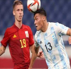 التانجو الارجنتيني يودع الاولمبياد بالتعادل مع اسبانيا
